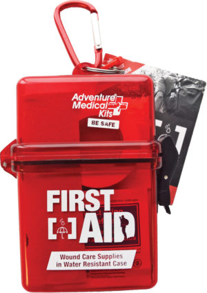 Adventure Medical Wound Care First Aid Kit
