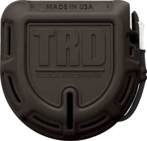 Atwood Rope MFG Tactical Rope Dispenser Black