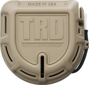 Atwood Rope MFG Tactical Rope Dispenser FDE
