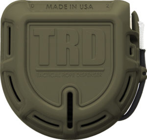 Atwood Rope MFG Tactical Rope Dispenser OD