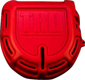 Atwood Rope MFG Tactical Rope Dispenser Red