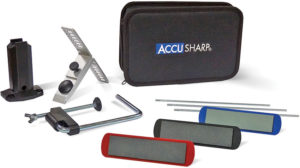 AccuSharp Three Stone Precision Kit