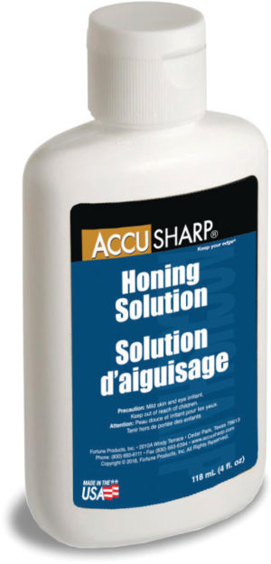 AccuSharp Honing Solution