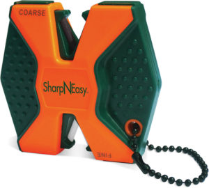 AccuSharp Sharp-n-Easy Sharpener Orange