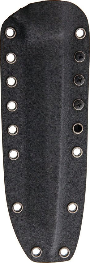 Hoffner Knives Beast Lanyard Sheath Black