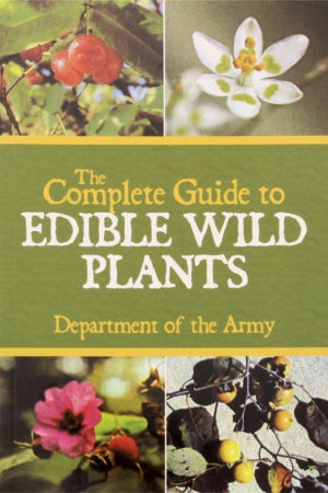 Books Complete Guide Edible Plants