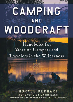 Books Camping and Woodcraft