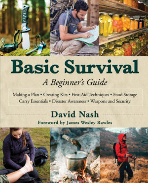 Books Basic Survival Beginners Guide