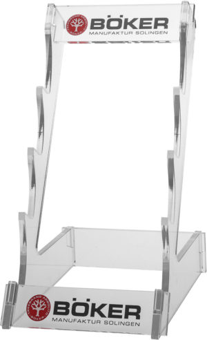 Boker Fixed Blade Display Stand