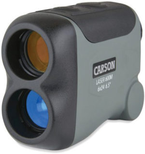 Carson Optics LiteWave Laser Rangefinder 650