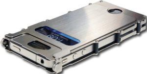 CRKT iNoxCase for iPhone 4/4S