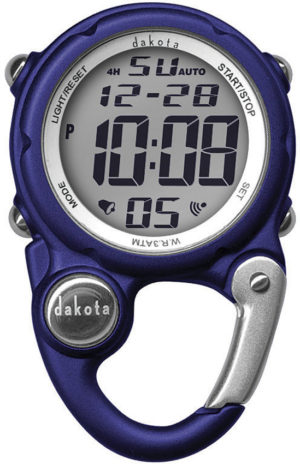 Dakota Digi Clip Mini Watch