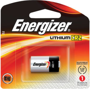 Energizer 1CR2 Lithium Battery