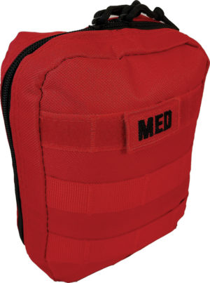 Elite First Aid Tactical Trauma Kit 1 Red