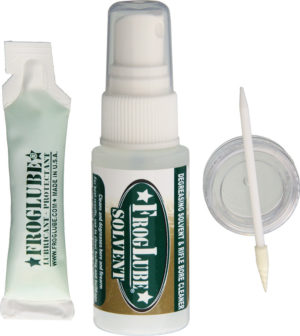 FrogLube Knife Cleaning/Protection Kit