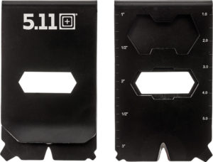 5.11 Tactical Utility Money Clip Black Oxide