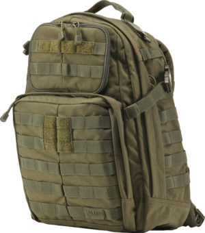 5.11 Tactical Rush 24 Backpack Tactical OD