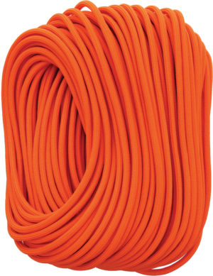 Live Fire FireCord 100ft Safety Orange