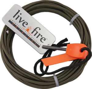 Live Fire Ring O Fire Olive Drab