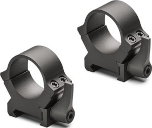 Leupold QRW2 1in Rings MD Matte Low