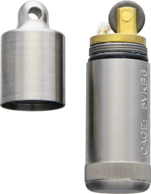 Maratac Peanut XL Lighter Titanium