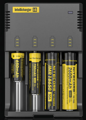Nitecore Intellicharger Battery Charger