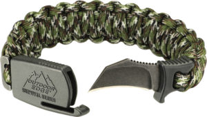 Outdoor Edge Paraclaw Camo Large