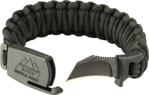 Outdoor Edge Paraclaw Black Large