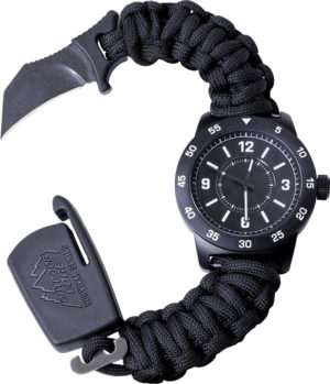 Outdoor Edge Paraclaw CQD Watch Large
