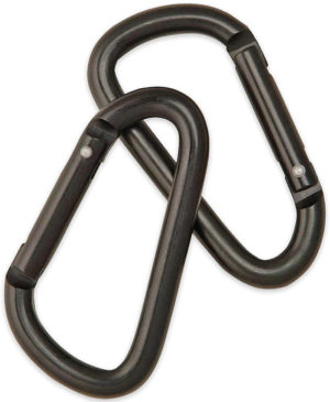 Camcon Large Non-Locking Carabiners