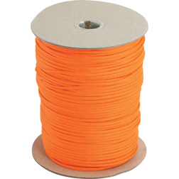 Atwood Rope MFG Parachute Cord Neon Orange