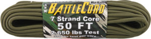 Atwood Rope MFG ARM BattleCord OD