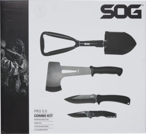 SOG Professional 5.0 Kit
